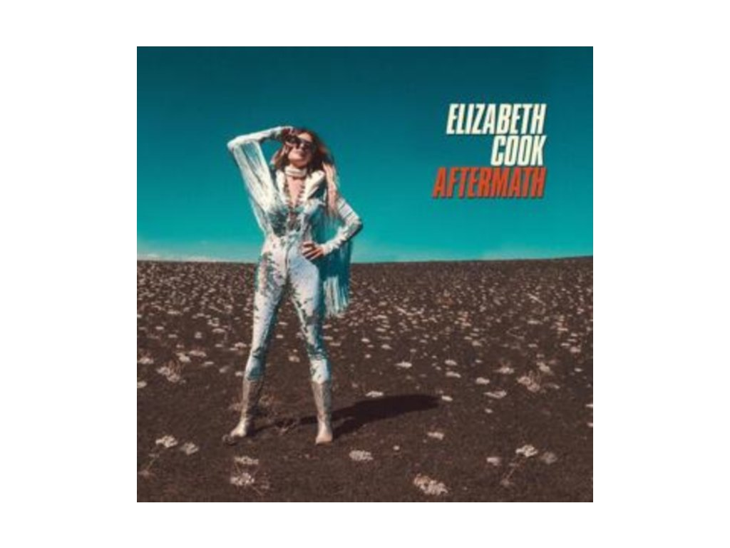 ELIZABETH COOK - Aftermath (CD)