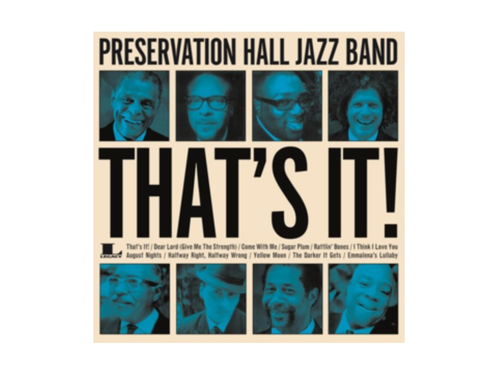 PRESERVATION HALL JAZZ BAND - Thats It! (CD)