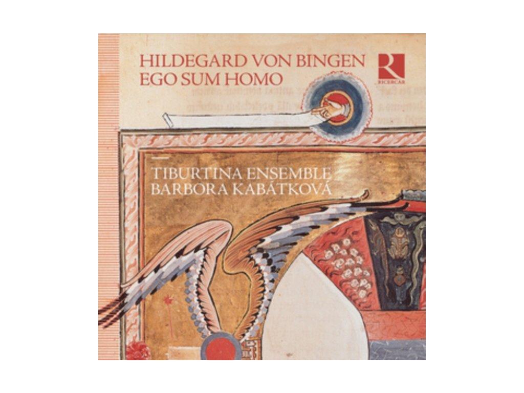 TIBURTINA ENSEMBLE / BARBORA KABATKOVA - Hildegard Von Bingen: Ego Sum Homo (CD)