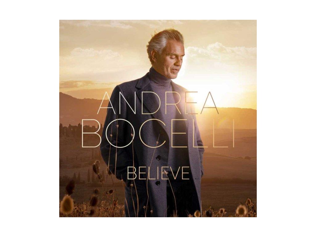 ANDREA BOCELLI - Believe (Deluxe Edition) (CD)