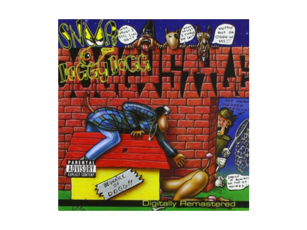 SNOOP DOGGY DOGG - Doggystyle (Explicit Version) (CD)