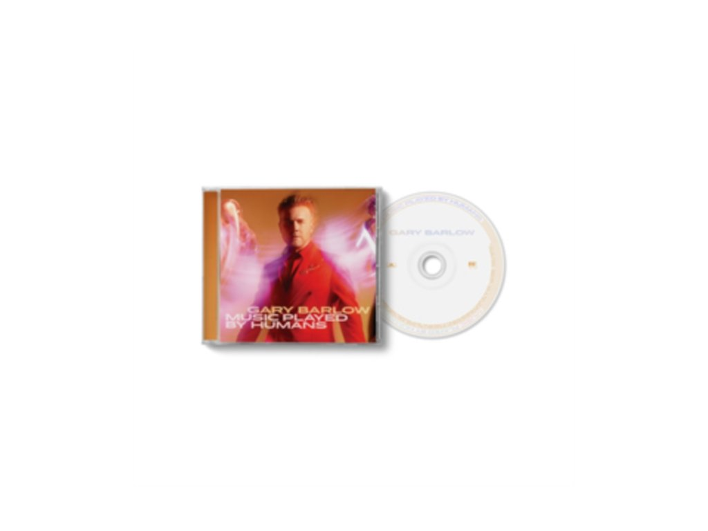 GARY BARLOW - Music Played By Humans (Jewelcase) (CD)
