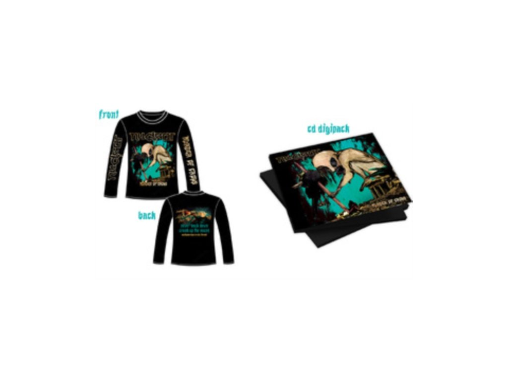 NUCLEAR - Murder Of Crows (Long Sleeve T-Shirt Xl) (Digi) (CD)