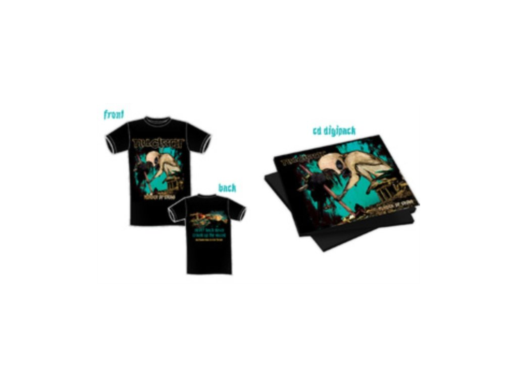 NUCLEAR - Murder Of Crows (T-Shirt Xxl) (Digi) (CD)