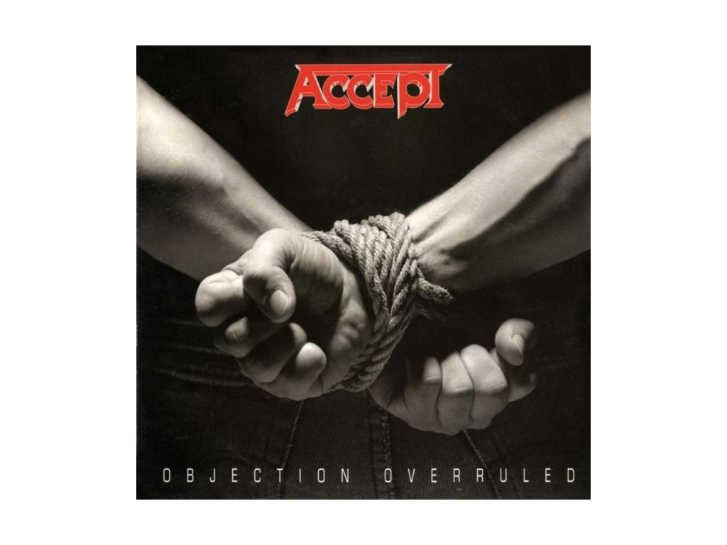 Accept - Objection Overruled (Music CD)