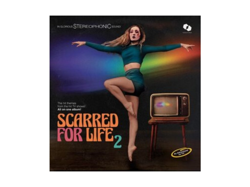 VARIOUS ARTISTS - Scarred For Life 2 (CD)