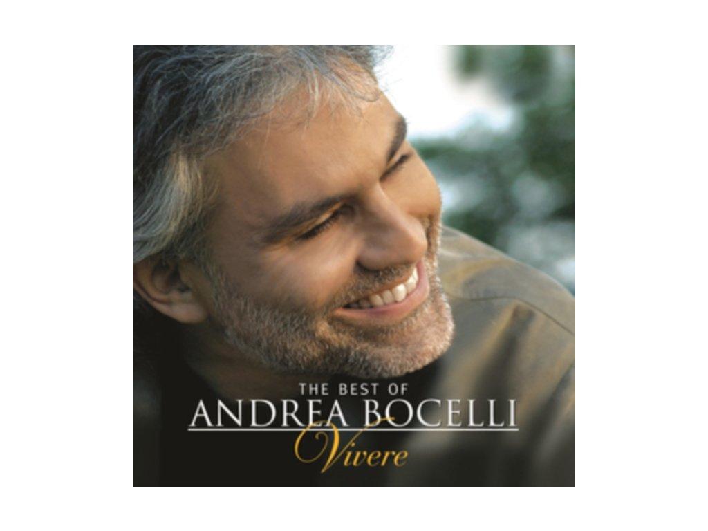 ANDREA BOCELLI - Vivere Greatest Hits (CD)