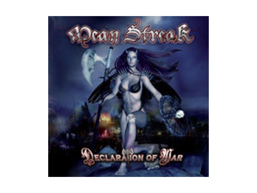 MEAN STREAK - Declaration Of War (CD)