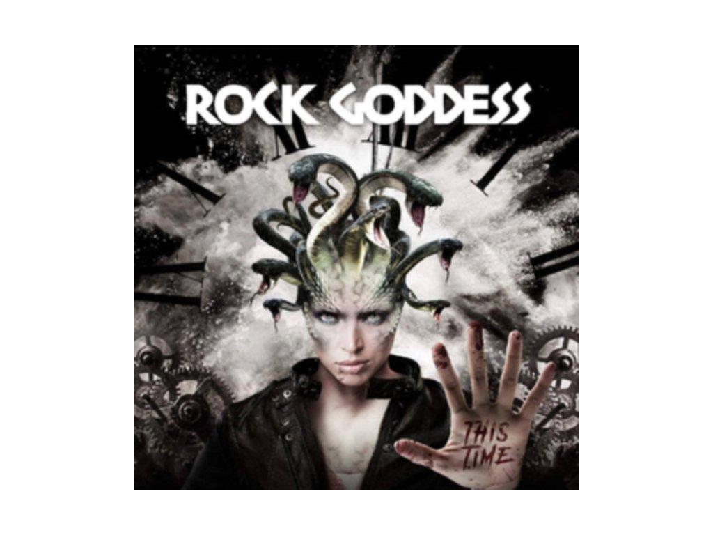ROCK GODDESS - This Time (CD)
