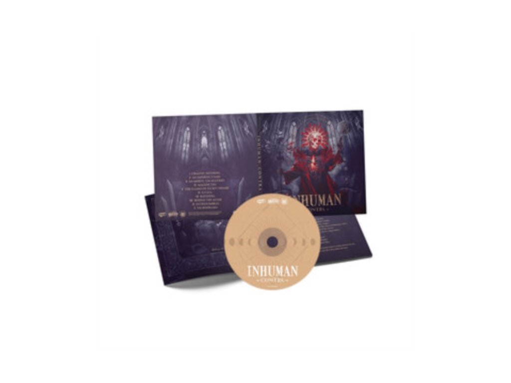 INHUMAN - Contra (Limited Edition) (Digi) (CD)