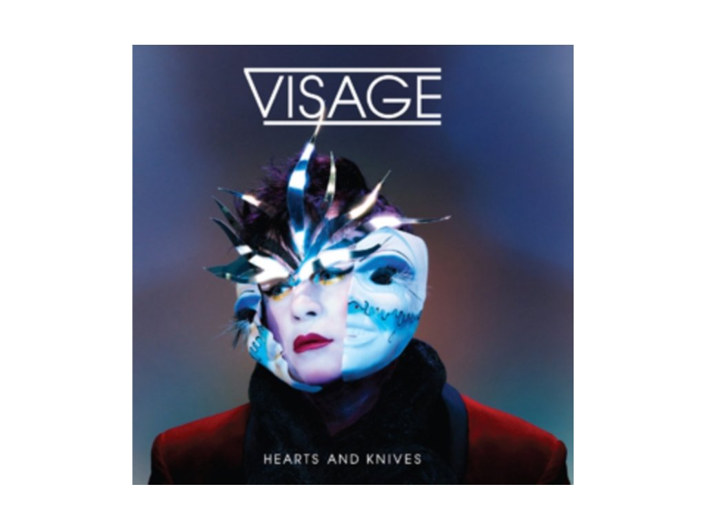 VISAGE - Hearts And Knives (CD)