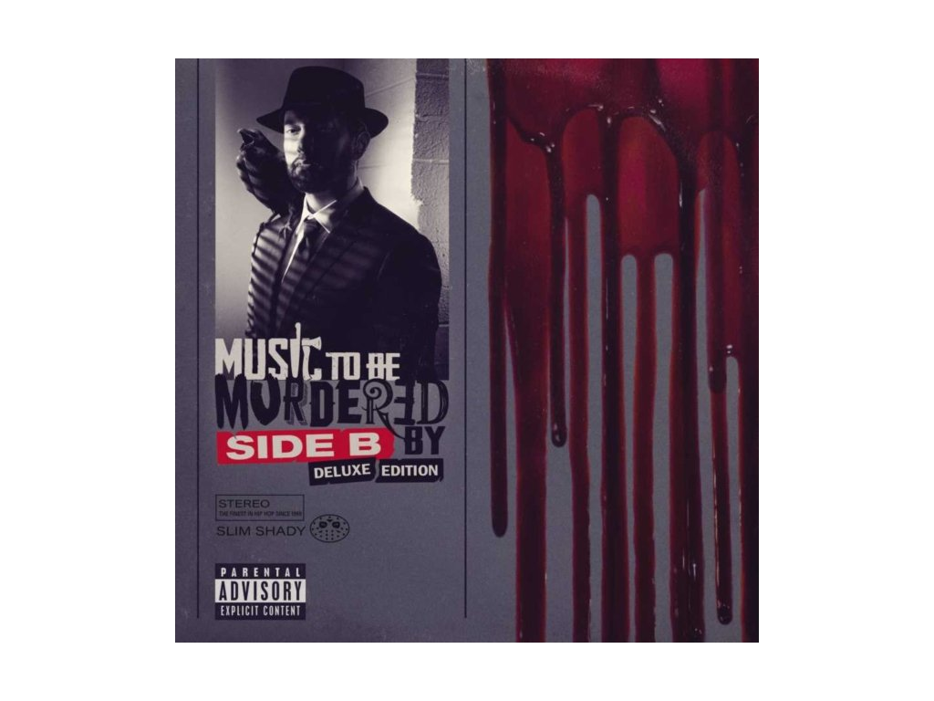 Eminem - Music To Be Murdered By Side B - Deluxe Edition (Music CD)