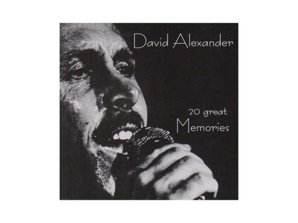 DAVID ALEXANDER - David Alexander - Memories (CD)