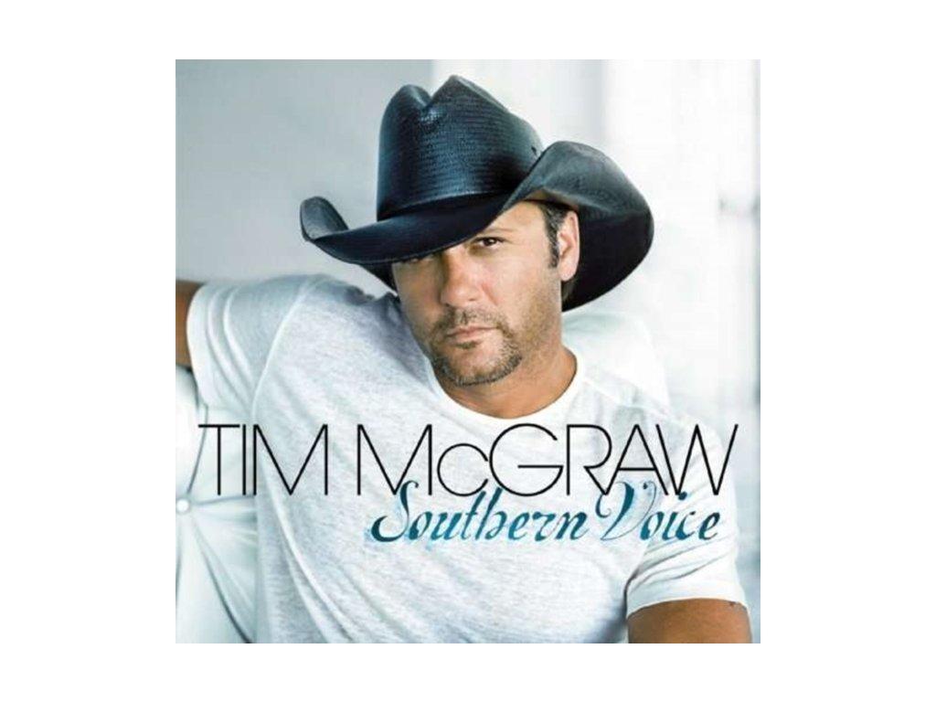 TIM MCGRAW - Southern Voice (CD)