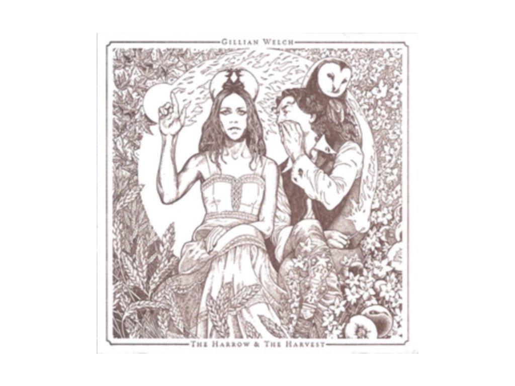 GILLIAN WELCH - The Harrow & The Harvest (CD)