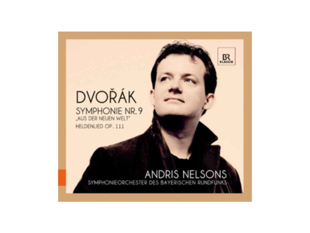 NELSONSBR ORCHESTRA - Dvoraksymphony No 9 (SACD)