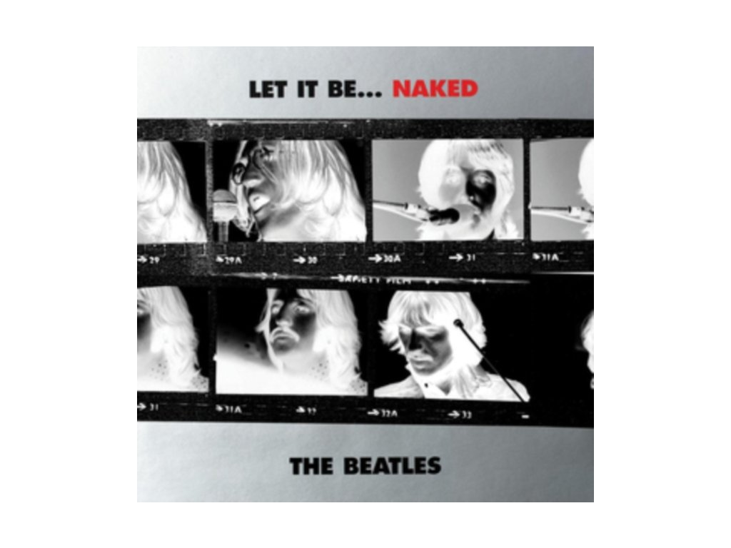 BEATLES - Let It Be - Naked (CD)