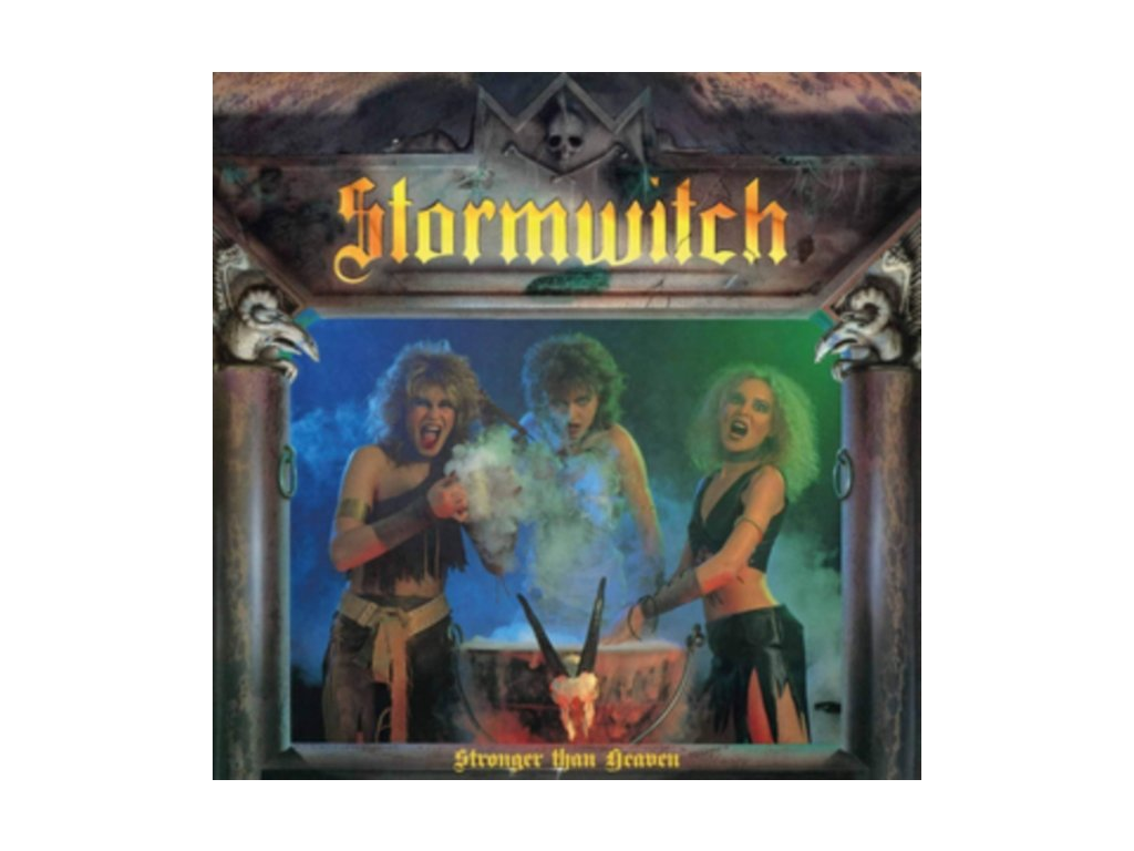 STORMWITCH - Stronger Than Heaven (CD)