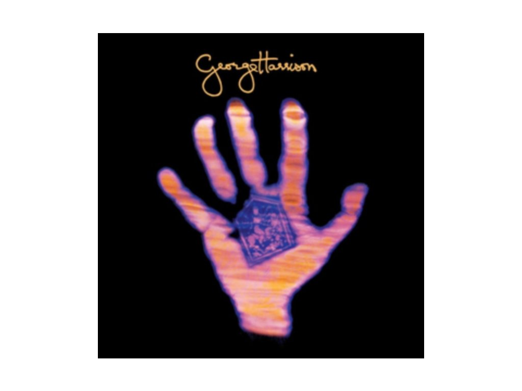 GEORGE HARRISON - Living In The Material World (CD)