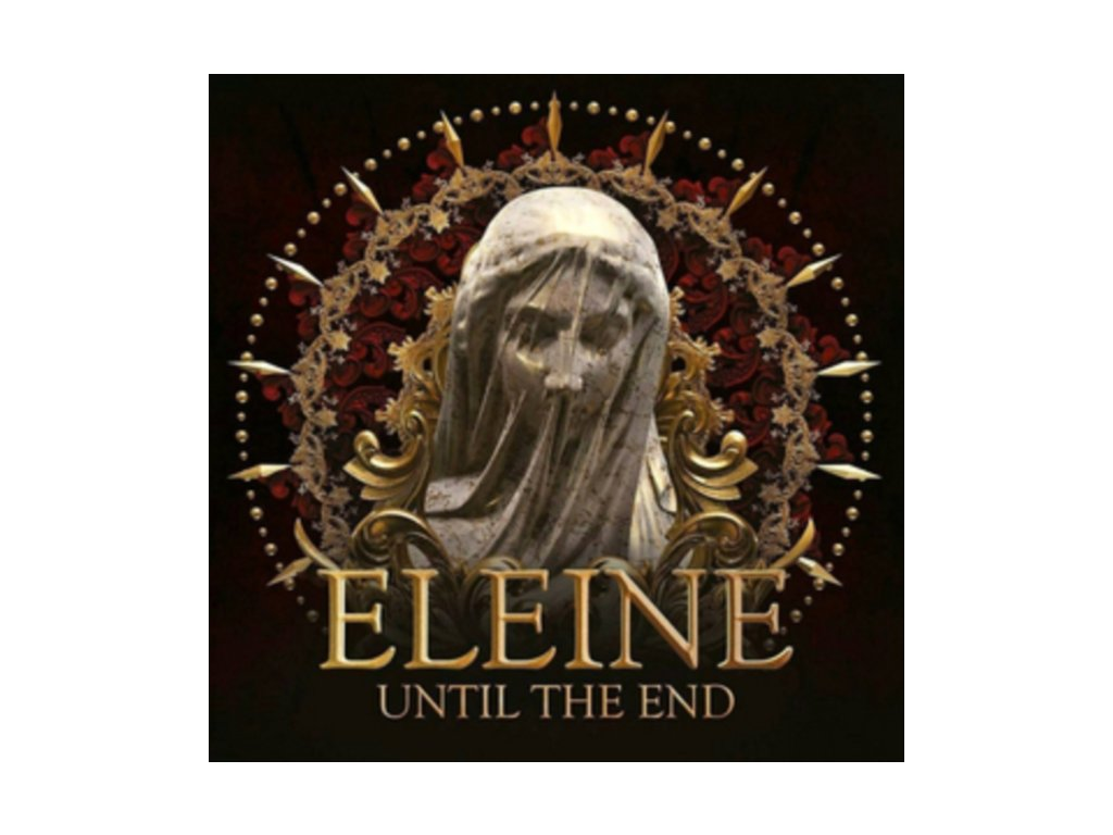 ELEINE - Until The End (CD)