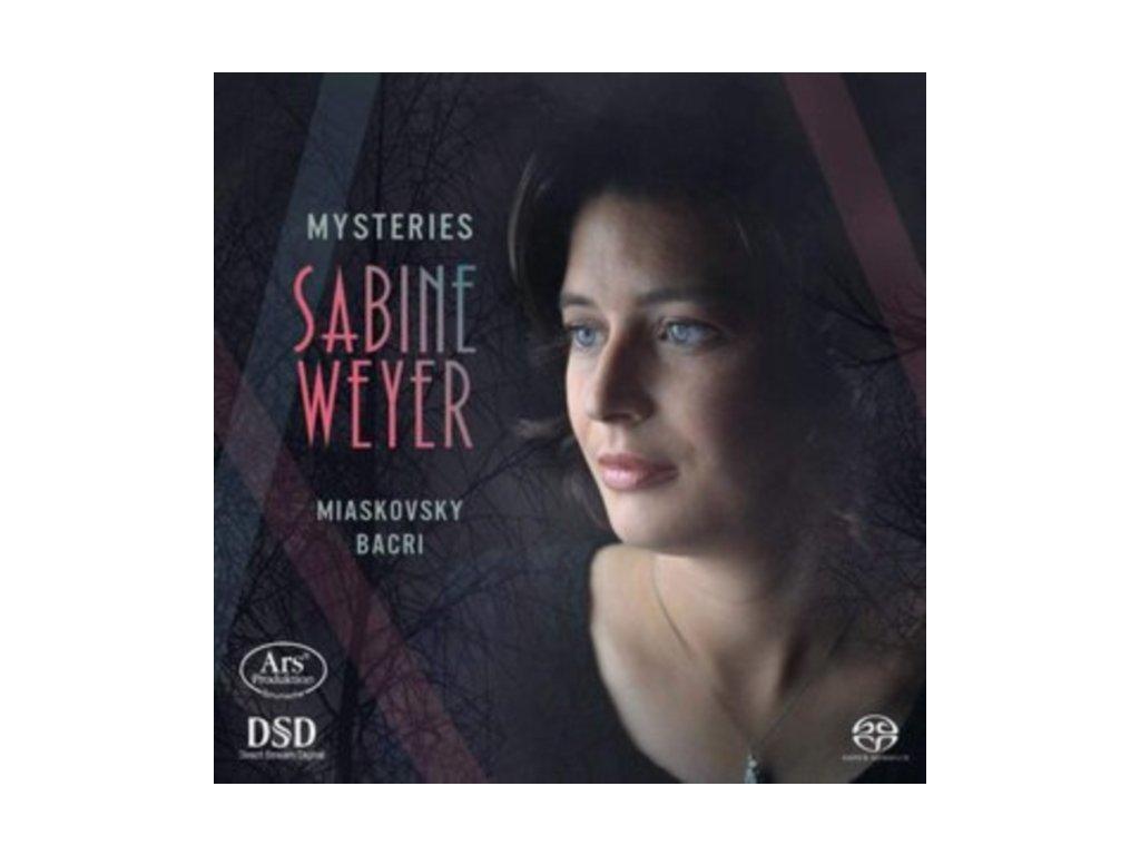 SABINE WEYER - Piano Works By Miaskovsky & Bacri (SACD)