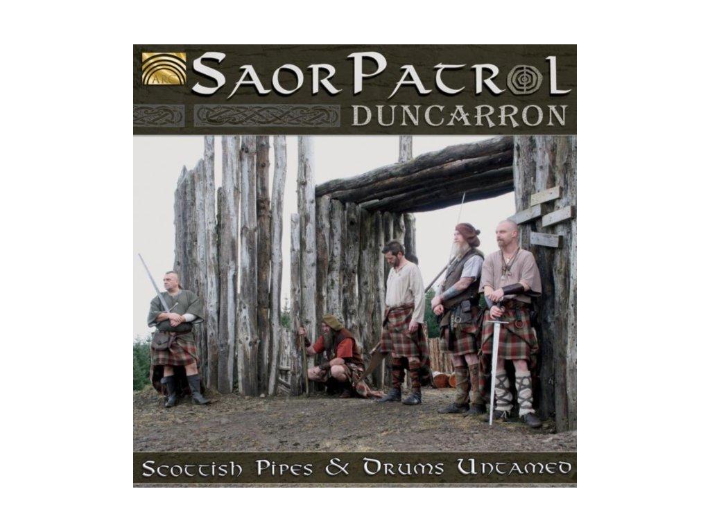 SAOR PATROL - Duncarron (CD)