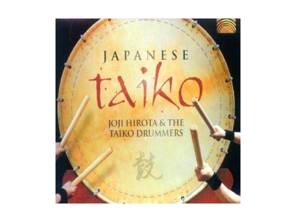JOJI HIROTA & THE TAIKO DRUMME - Japanese Taiko (CD)