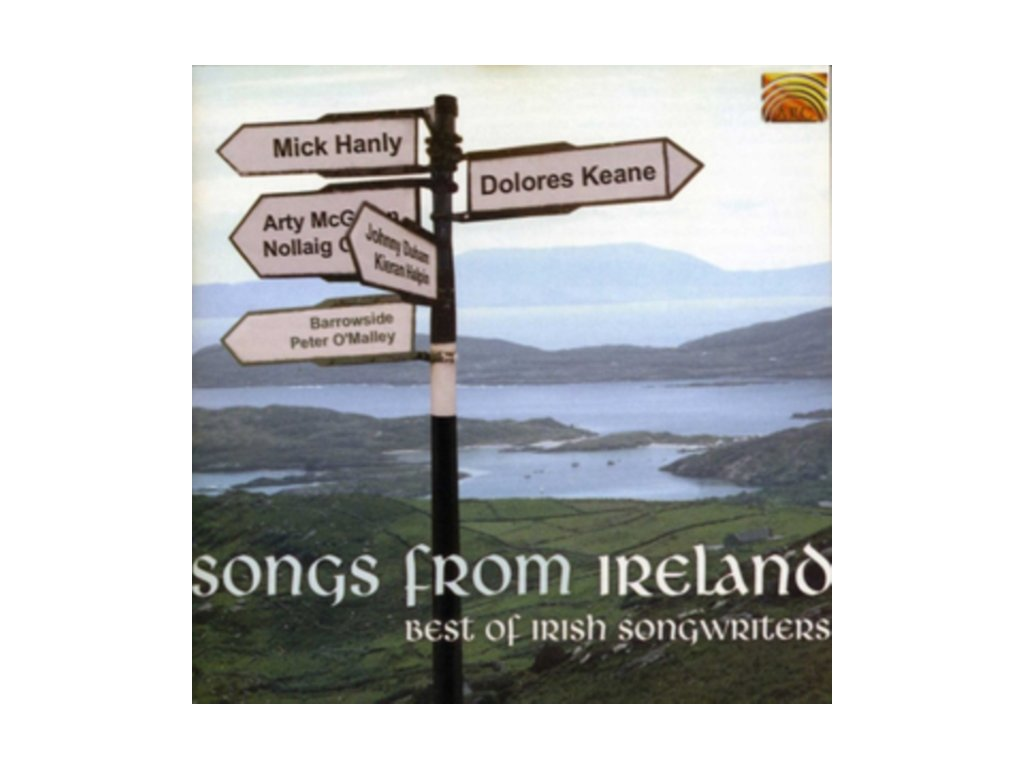 VARIOUS ARTISTS - Songs From Ireland (CD)