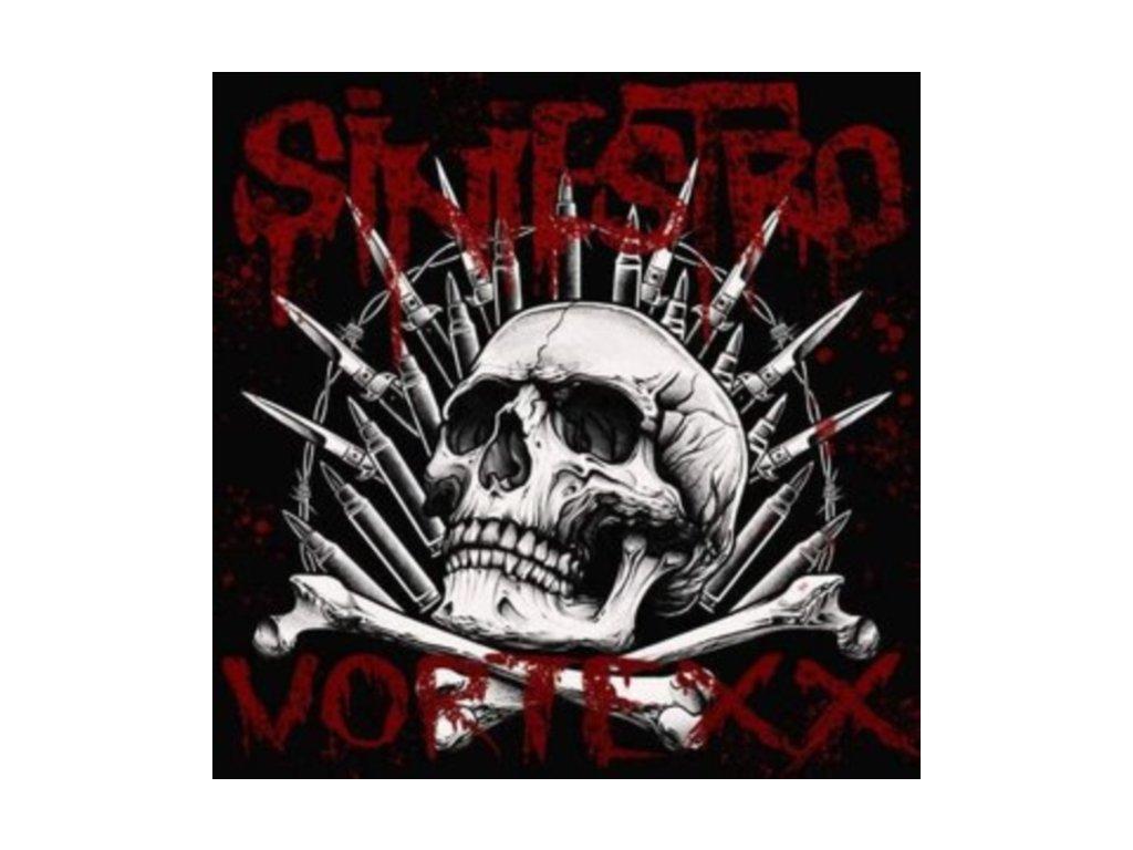 SINIESTRO - Vortexx (CD)