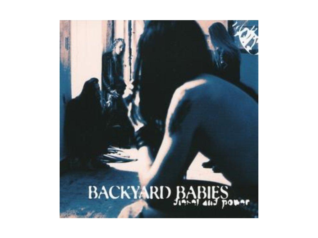 BACKYARD BABIES - Diesel And Power (CD)