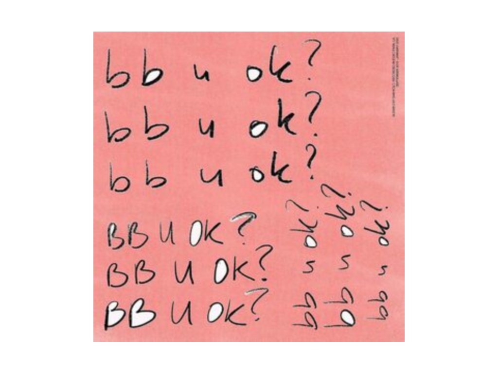 SAN HOLO - Bb U Ok? (CD)