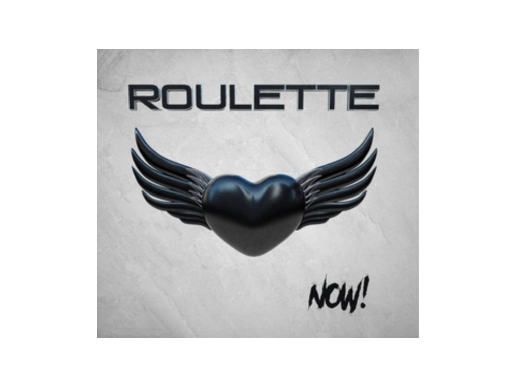 ROULETTE - Now! (CD)