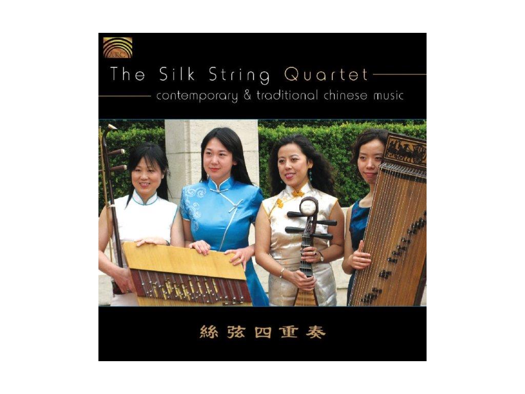 SILK STRING QUARTET - Contemp & Trad Chinese Music (CD)