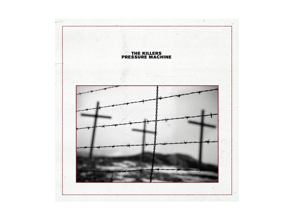 KILLERS - Pressure Machine (CD)