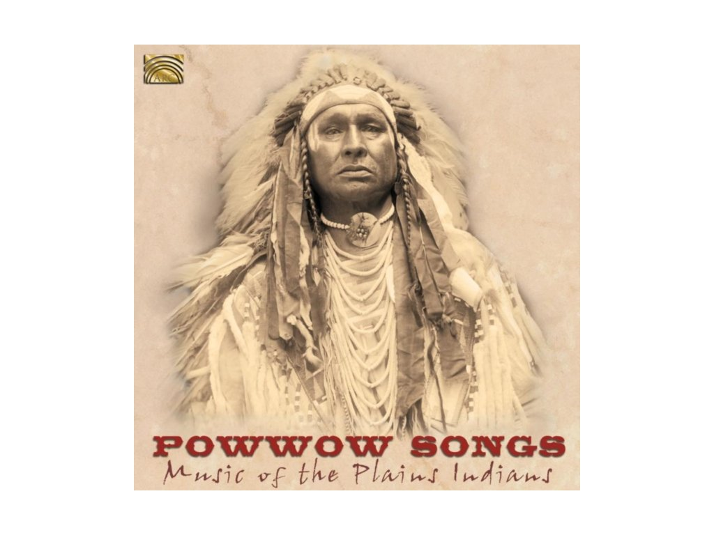 VARIOUS ARTISTS - Powwow Songs Plains Indians (CD)