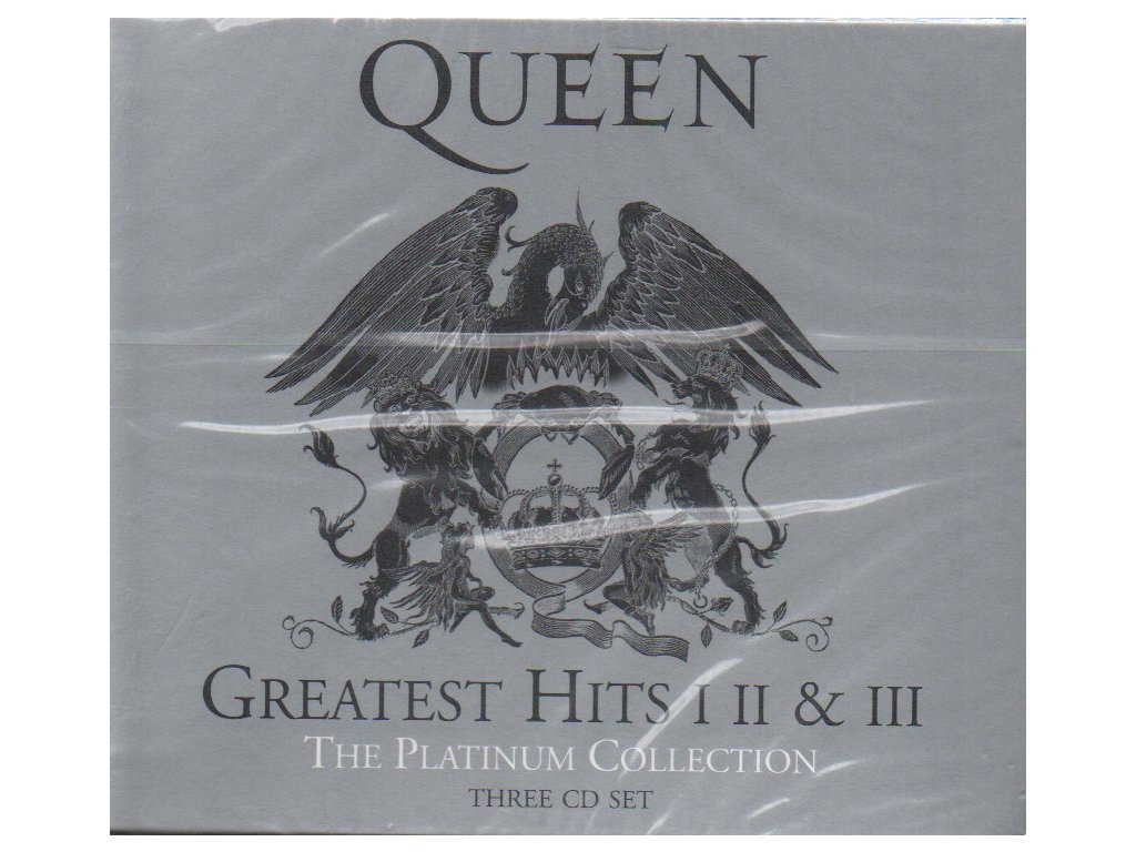 queen platinum collection 3 cd