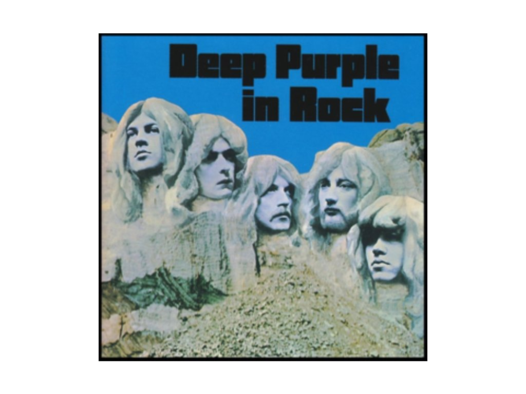 Deep Purple In Rock - Anniversary Edition (Music CD)