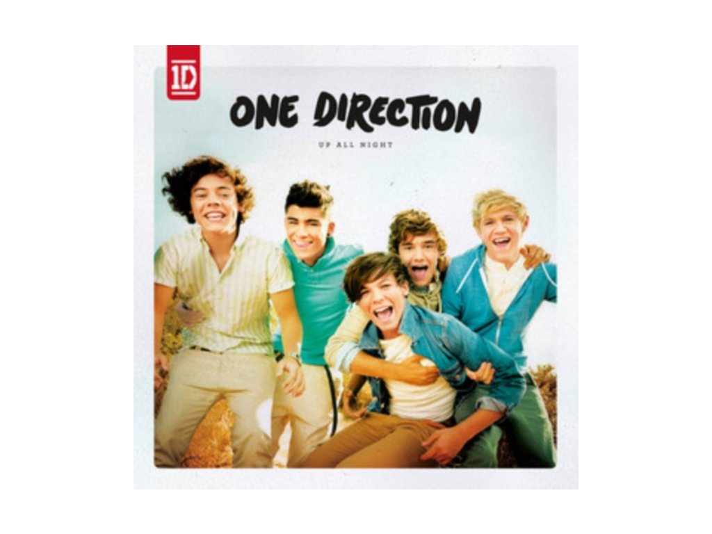 One Direction - Up All Night (Music CD)
