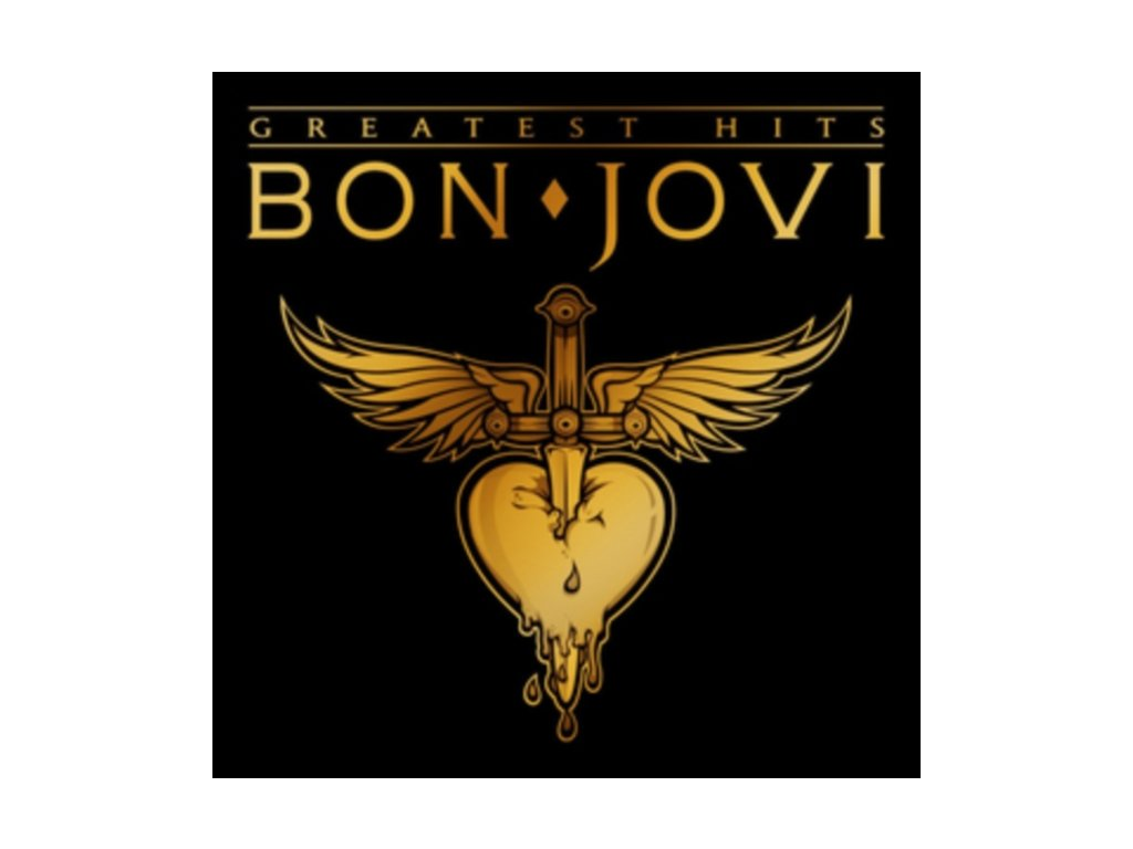 Bon Jovi - Greatest Hits (Music CD)