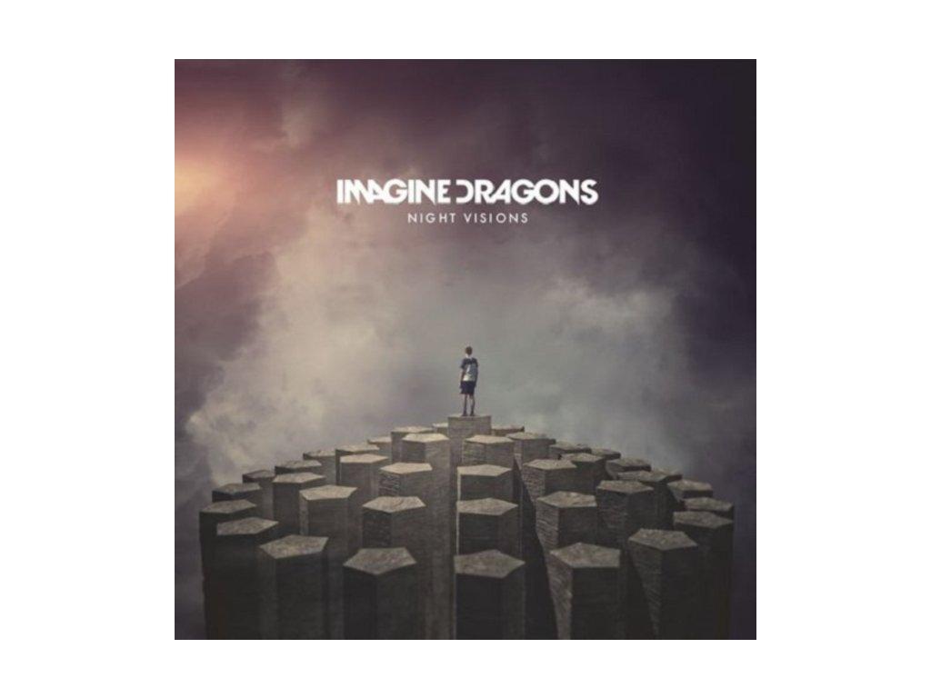 Imagine Dragons - Night Visions (Music CD)
