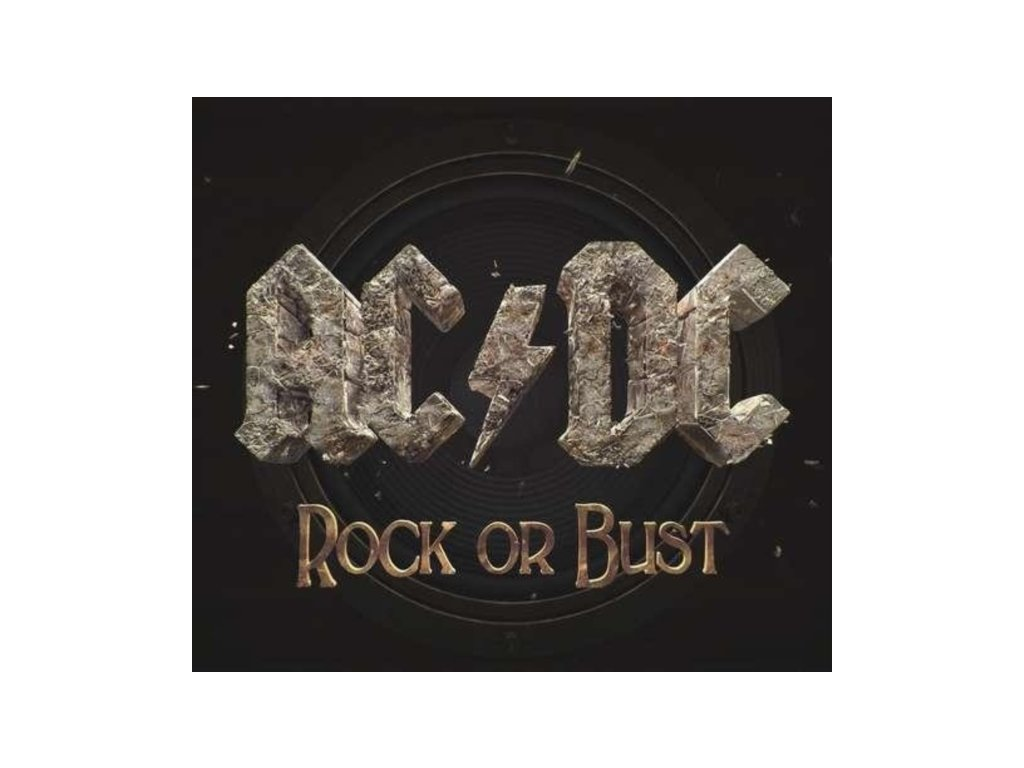 AC/DC - Rock or Bust (Music CD)