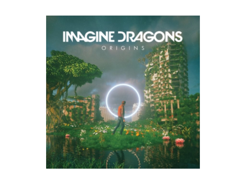 Imagine Dragons - Origins (Music CD)