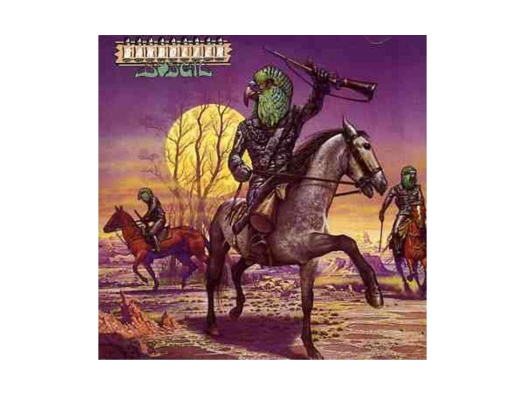 Budgie - Bandolier (Music CD)