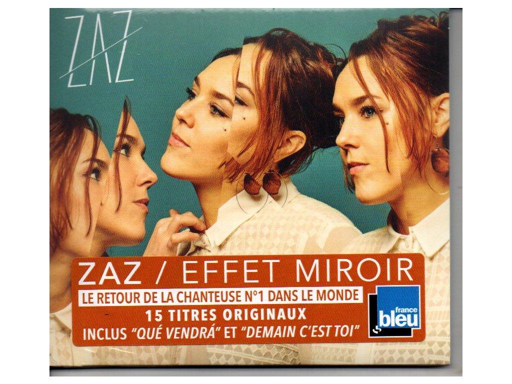 cd zaz effet miroir