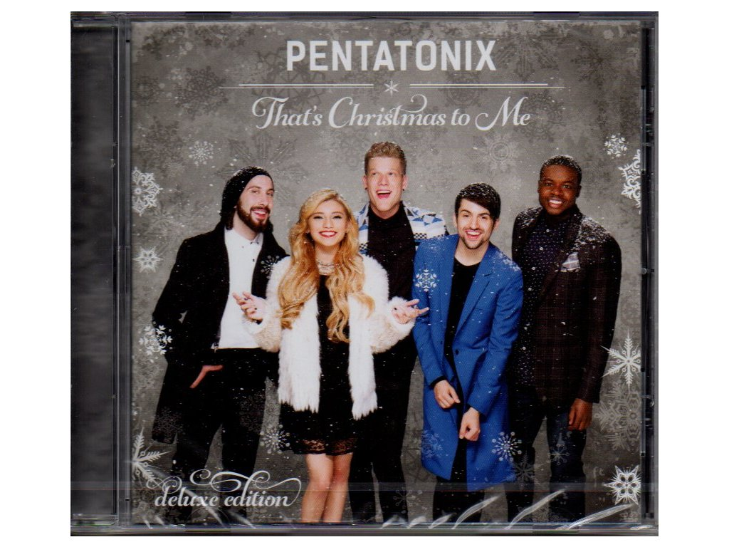 Thats Christmas To Me.Pentatonix That S Christmas To Me Deluxe Edition Cd