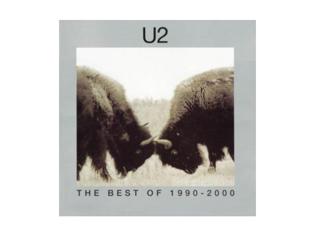 U2 - The Best Of 1990 - 2000 (Music CD)