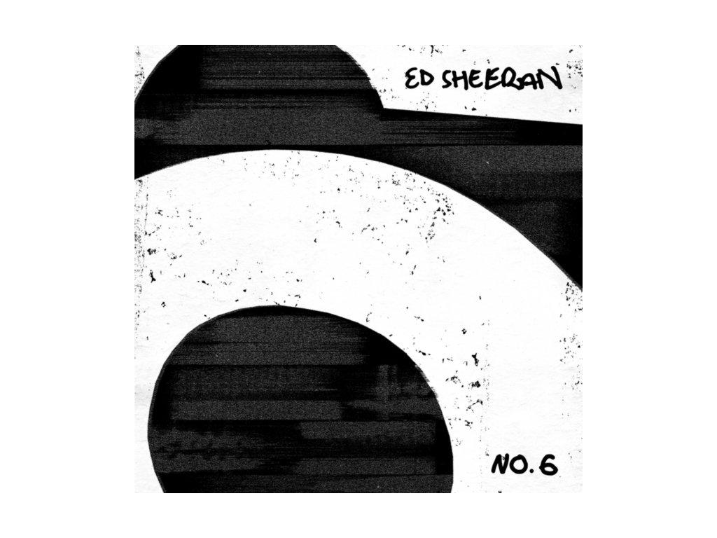 Ed Sheeran - No.6 Collaborations Project (CD)
