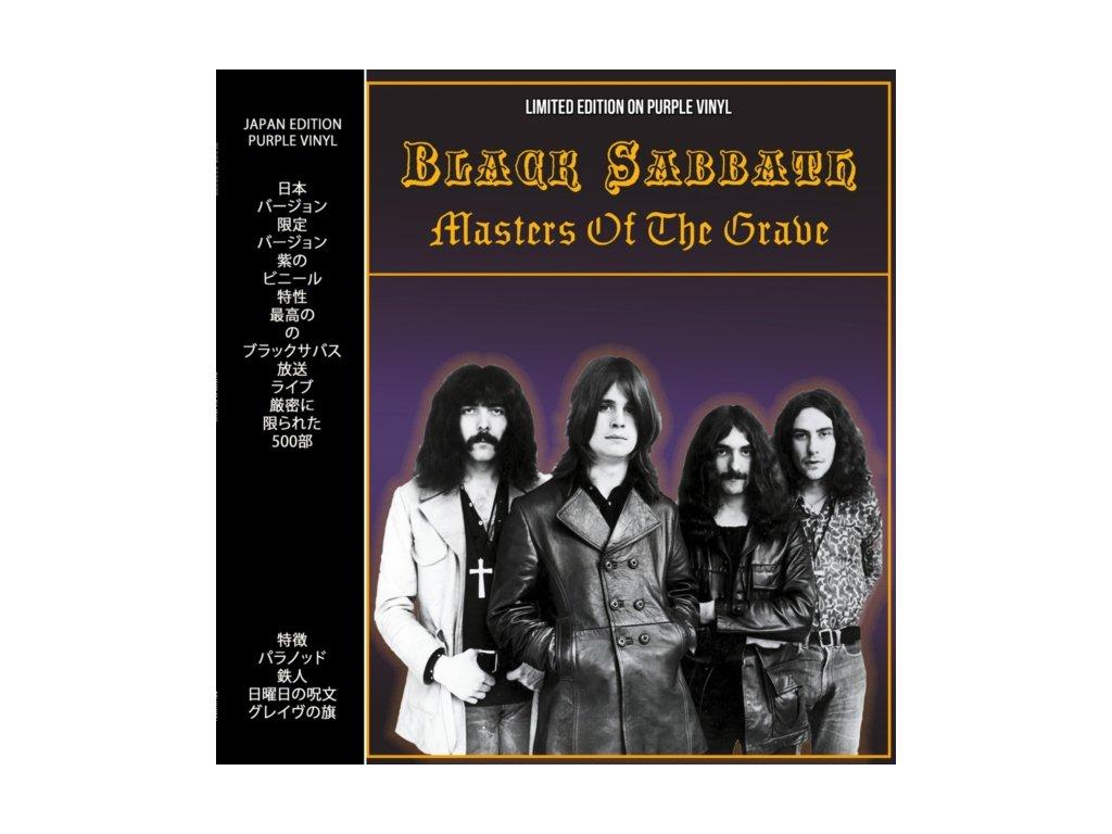 black sabbath masters of the grave vinyl