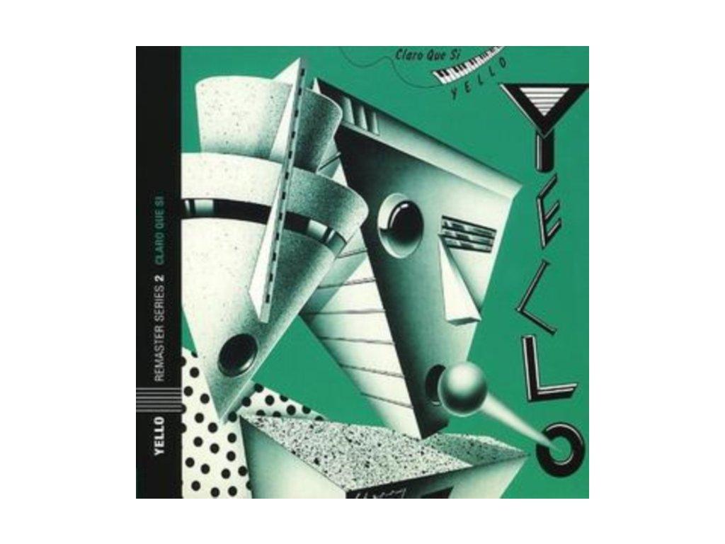 Yello - Claro Que Si (Music CD)