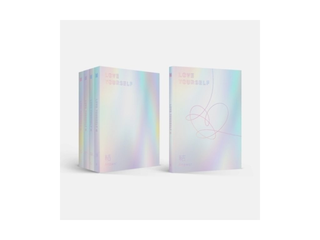 BTS - Love Yourself: Answer (CD)
